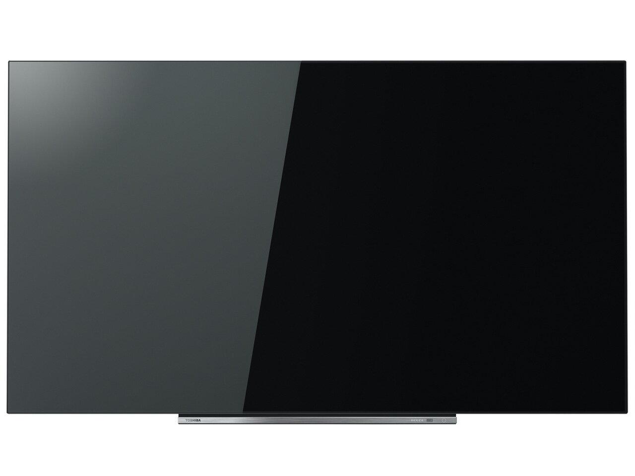 東芝 REGZA 4Kチューナー内蔵地上・BS・110度CSデジタルハイビジョン有機ELテレビ 55X920