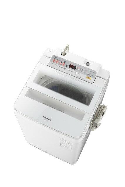 パナソニック 全自動洗濯機 NA-FA80H6-W