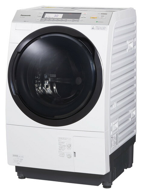 パナソニック ななめドラム洗濯乾燥機 NA-VX7900L-W
