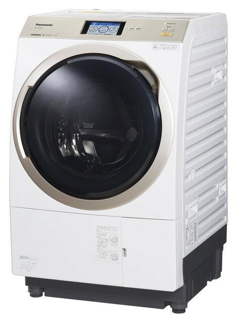 パナソニック ななめドラム洗濯乾燥機 NA-VX9900L-W