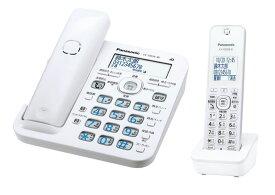 パナソニック コードレス電話機(子機1台付き)VE-GD56DL-W