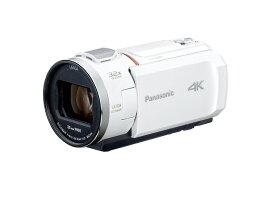 パナソニック デジタル4Kビデオカメラ HC-VZX2M-W【創業73年、新品不良交換対応】