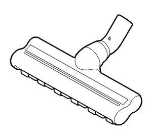 パナソニック AVV89Q-QT0W(AVV89QQT0W) サイクロン掃除機 ふとん用ノズル