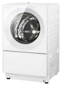 パナソニック キュブル ななめドラム洗濯乾燥機【←左開き】NA-VG740L-W