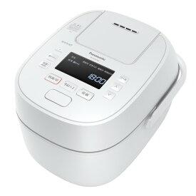 パナソニック 可変圧力IHジャー炊飯器 SR-MPW100-W