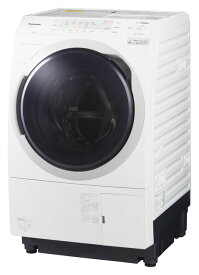 【標準設置無料】パナソニック 10.0kg ななめドラム洗濯乾燥機【←左開き】NA-VX300BL-W