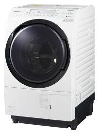 【標準設置無料】パナソニック 10.0kg ななめドラム洗濯乾燥機【→右開き】NA-VX700BR-W