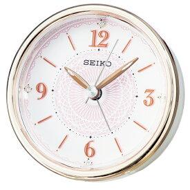 セイコー KR897P 目覚まし時計