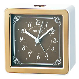 セイコー KR898B 目覚まし時計