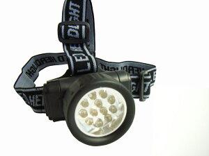 【新商品!!】【眩しいくらいの高輝度12LEDヘッドライト!!】