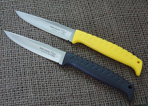 G・SAKAI(ジー・サカイ) SABI KNIFE(サビナイフ) TIPI(ティーピー)H-1鋼 ストレート