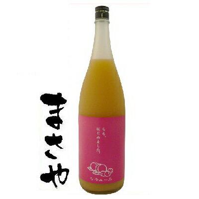 篠崎 もも梅酒 1800ml 代引き不可 JANコード4905676500242