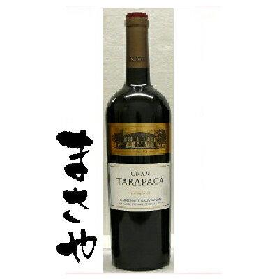 グラン タラパカ カベルネソーヴィニヨン 750ml 代引き不可 JANコード7804340909039