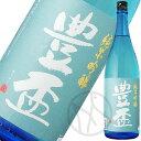 豊盃 夏ブルー 純米吟醸 1800ml