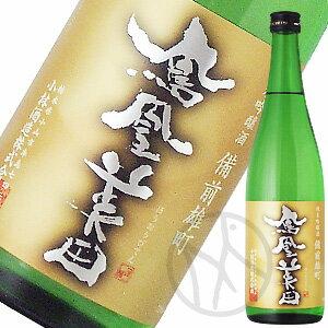 鳳凰美田 純米吟醸雄町「大地」(生酒)720ml