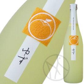 鶴梅 柚子 720ml