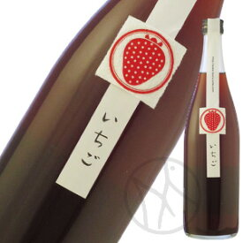 鶴梅 苺(いちご) 720ml