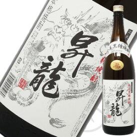 奄美黒糖焼酎25°昇龍 白ラベル 1800ml