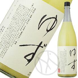 鳳凰美田 ゆず酒 1800ml