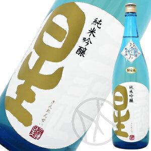三連星 純米吟醸 おりがらみ生酒 1800ml