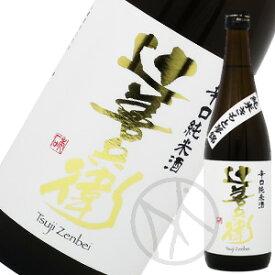辻善兵衛 きもと仕込み 辛口純米酒 兵庫夢錦 720ml