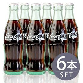 【日本コカ・コーラ株式会社】コカコーラ 190ml 瓶×6本