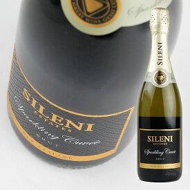 【シレーニ】 セラー セレクション スパークリング ブリュット シャルドネ [NV] 750ml・白泡 【Sileni Estates】 Cellar Selection Sparkling Chardonnay