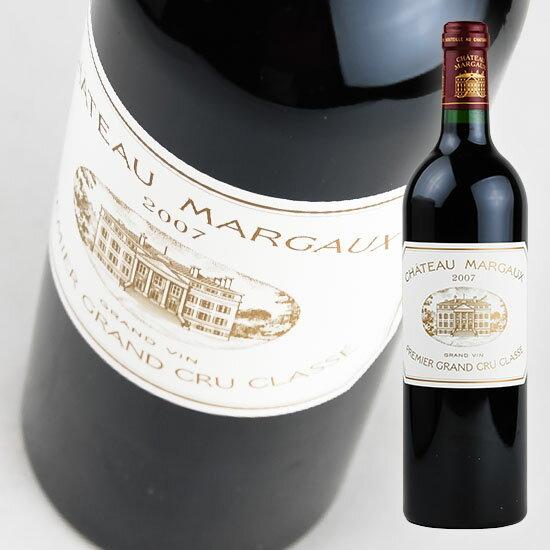 シャトー マルゴー [2007] 750ml・赤 Chateau Margaux