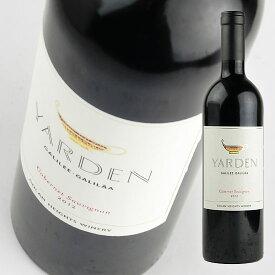 【ゴラン ハイツ ワイナリー】 ヤルデン カベルネ ソーヴィニヨン [2017] 750ml・赤 【Golan Heights Winery】 Yarden Cabernet Sauvignon