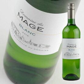 【ドメーヌ デュ マージュ】 マージュ ブラン [2019] 750ml・白 【Domaine du Mage】 Mage Blanc