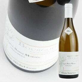 【ミッシェル グロ】 ブルゴーニュ オート コート ド ニュイ ブラン フォンテーヌ サン マルタン [2016] 750ml・白 【Michel Gros】 Bourgogne Hautes Cotes de Nuits Blanc Fontaine St. Martin