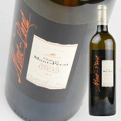 【シャトーモンペラ】ブラン[2014]750ml・白【ChateauMont-Perat】Blanc