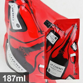 【J.P.シェネ】 《イージーパック》 カベルネ シラー [NV] 187ml・赤 【飲み切りに最適!】