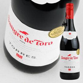 【トーレス】 サングレ デ トロ (SC) [2019] 750ml・赤 【Torres】 Sangre de Toro