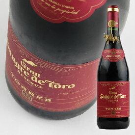 【トーレス】 グラン サングレ デ トロ [2016] 750ml・赤Torres  Gran Sangre de Toro