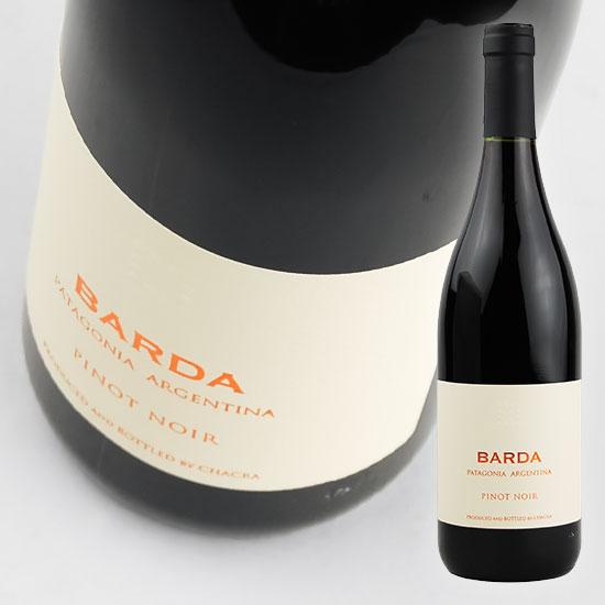 【ボデガ・チャクラ】 バルダ [2016] 赤 750ml 【Bodega Chacra】 Barda