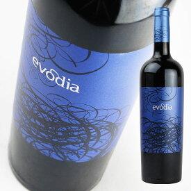 エヴォディア Evodia 750ml・赤 《3本以上のご注文で送料無料》