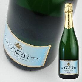 【ドゥラモット】 ドラモット ブリュット [NV] 750ml・白泡 【Delamotte】 Delamotte Brut
