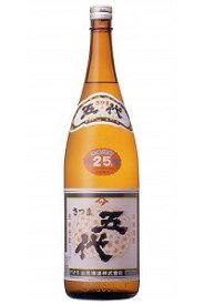 【山元酒造】 さつま五代 25度 1.8L 【芋焼酎】