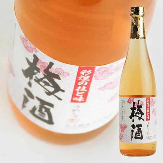 【白玉醸造】 さつまの梅酒 720ml