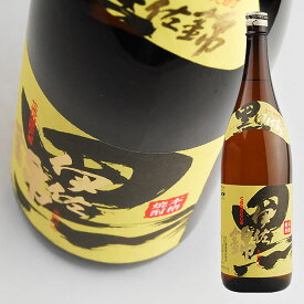 【大口酒造】 黒伊佐錦 25度・1.8L 【芋焼酎】
