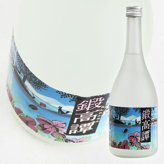 【合同酒精】 鍛高譚(たんたかたん) しそ焼酎 20度 720ml 【紫蘇焼酎】