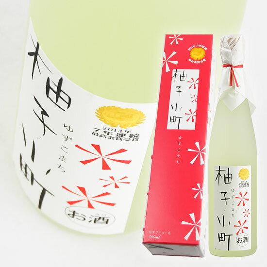 【壱岐の蔵酒蔵】 柚子小町 500ml \u201cゆずリキュール\u201d 《柚子の