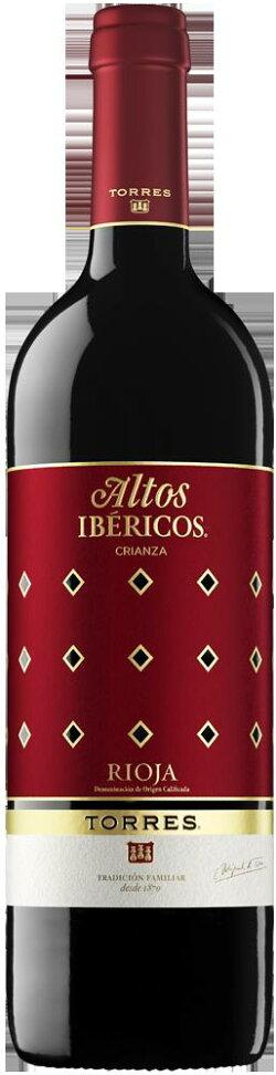 【トーレス】アルトス・イベリコス・クリアンサ[2012]750ml赤【TORRES】ALTOSIBERICOSCRIANZA