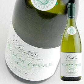 【メゾン ウィリアム フェーブル】 シャブリ [2018] 750ml・白 【Maison William Fevre】 Chablis