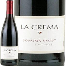 【ラ クレマ】 ソノマ コースト ピノ ノワール [2018] 750ml・赤 【La Crema】 Sonoma Coast Pinot Noir
