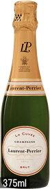 【ローラン ペリエ】 ラ キュヴェ [NV] 375ml・白泡 ハーフボトル 【Laurent Perrier】 La Cuvee