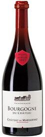 【シャトー ド マルサネ】 ブルゴーニュ デュ シャトー [2014] 750ml 赤 【Chateau de Marsannay】Bourgogne du Chateau