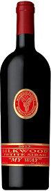 """【シルクウッド】 プティ シラー マイ ウェイ [2013] 750ml・赤 【Silkwood Wines】 Petite Sirah """"My Way"""""""