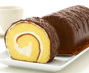 懐かしの味わいチョコロールケーキ『たまごチョコロール』  【楽ギフ_包装】【楽ギフ_のし】【楽ギフ_のし宛書】【楽ギフ_メッセ】チョコレートケーキ